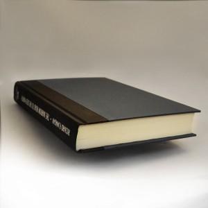 taille du dos du livre