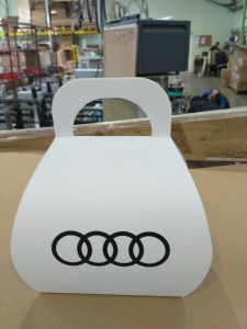 packaging Audi